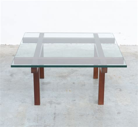 minimal table design minimal coffee table by alfred hendrickx for belform
