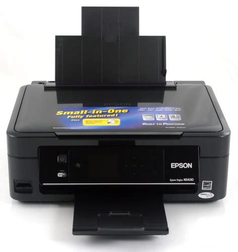 Printer Epson Stylus Nx430 epson stylus nx430 review look notebookreview