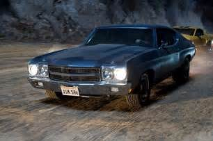chevrolet chevelle in fast and furious photo 2