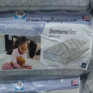 costco sale sealy quot dearborne quot mattress 119 99