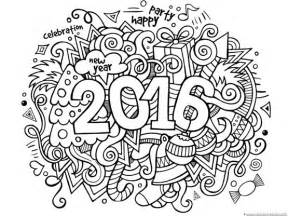 new year coloring page new years printable coloring pages cooloring