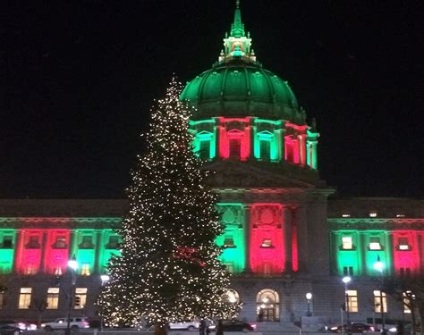 san francisco tree lighting 2017 2017 san francisco holiday events roundup hoodline