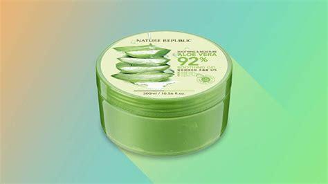 Nature Republic Aloe Vera Soothing Gel Pimples reasons to try nature republic s aloe vera gel cosmo ph