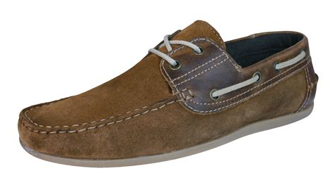 Decks Shoes Aydera Suede Series stratton mens leather suede boat deck shoes at galaxysports co uk