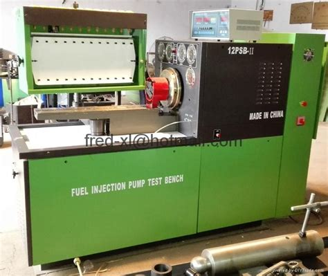 diesel test bench for sale hot sale 12psb ii 380v 15kw diesel fuel injection pump