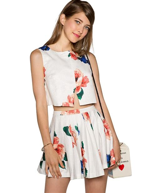 Set Flowery Dress 25 best ideas about matching separates on
