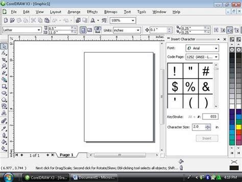 layout undangan corel cara design undangan sederhana dengan coreldraw x3