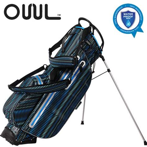 Wst 19366 Light Blue Palazzo Trousers 6 2018 ouul golf bags python waterproof stand bag py6wst