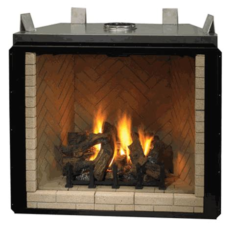 Nat Gas Fireplace by Ddi Devonshire 42 Quot Direct Vent Gas Fireplace Dvf