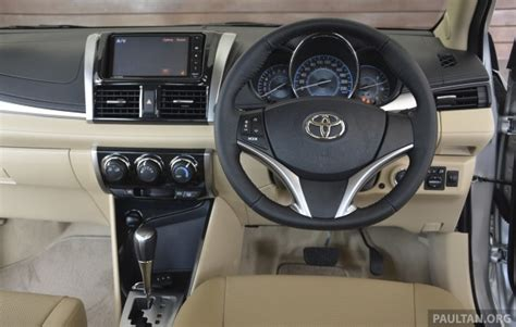 Toyota Gear Price Malaysia 2013 Toyota Vios Launched In Malaysia Rm73 200 To Rm93 200