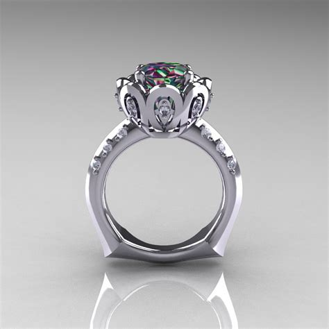 wedding rings pictures wedding rings mystic topaz