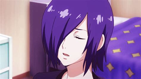 mine s tokyo ghoul gif find share on giphy touka kirishima gifs find share on giphy