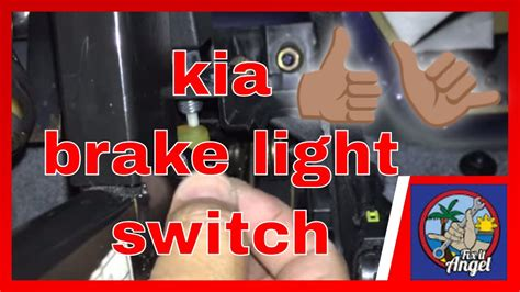 p p   install brake light switch kia sedona