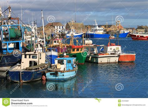 sea fishing boat license ireland fishing boats howth harbour royalty free stock photography