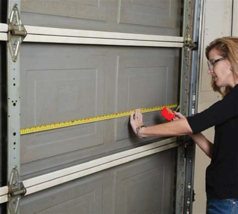 insulfoam garage door insulation kit diy garage door insulation kit installation