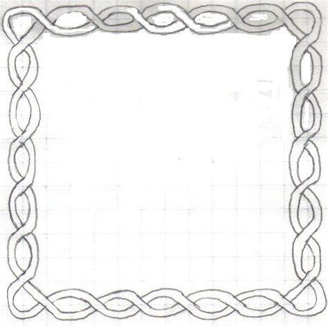 how to draw doodle frames frame drawing by mierin25 on deviantart