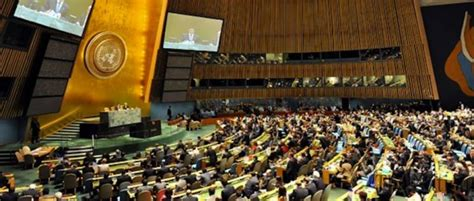 United Nations Nation 12 by U N Council To Vote On End To Israeli Settlements