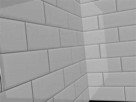 3ds Max Alpha Channel White Outline by Texture Other Bathroom Kitchen Tiles