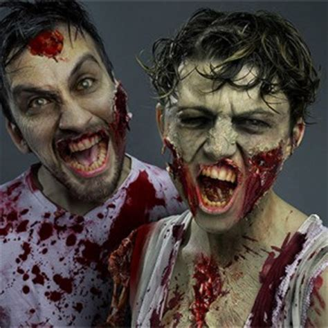 photoshop tutorial zombie eyes horror blood and gore photoshop effects and brushes
