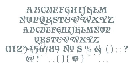 decorative font online letterform design font lhf grindle glyph set art