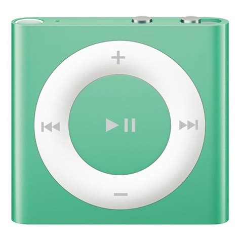 Ipod Shuffle Now In Color by Mp3 плеер Apple Ipod Shuffle 2gb Green New Color
