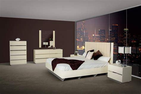 italy leather high  bedroom sets oklahoma oklahoma  luxor beige