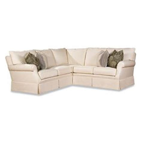 Huntington House Sofa Review by Huntington House 2051 Customizable Sectional Sofa With
