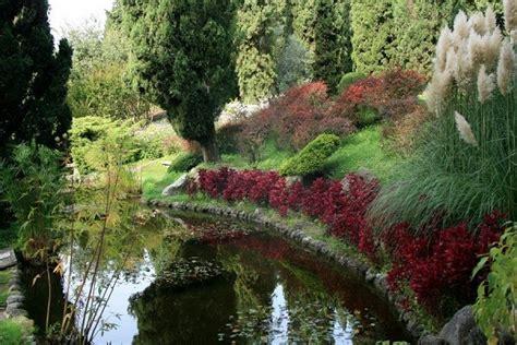 herfstkleuren in het parco giardino sigurt 224 ciao tutti