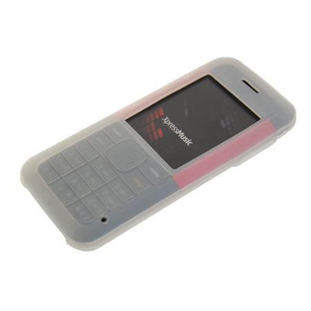 Casing Kesing Nokia 5310 Expres Set silicone for nokia 5310 white