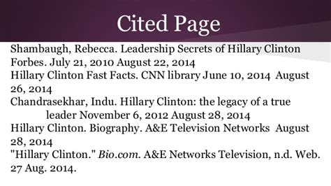 hillary clinton biography ppt hillary clinton period 4