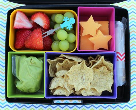 Laptop Lunches bento box lunch - multigrain tortilla chips ... Guacamole And Tortilla Chips Healthy