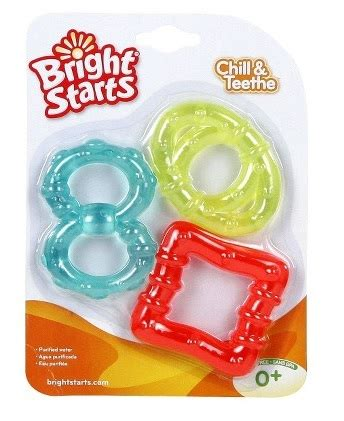 Bright Start Chill Teethe Original survival guide teething the domestic
