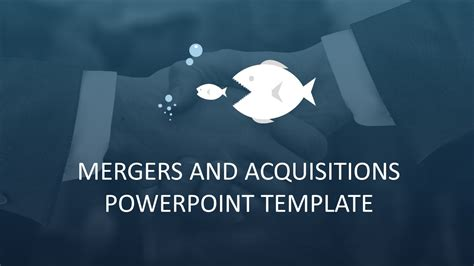 Mergers And Acquisitions Powerpoint Template Slidemodel Powerpoint Template For