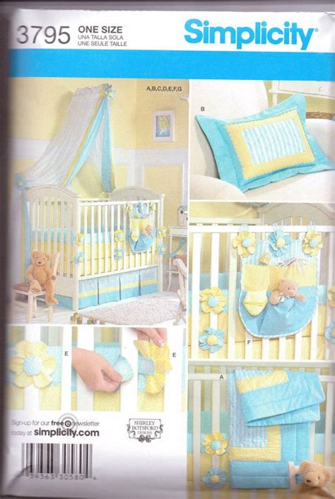 crib bedding patterns