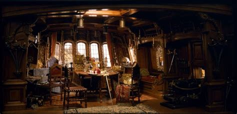 ship captain room pirate captain s cabin roombox by henry kupjack kid room ideas miniature