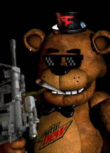 Pin freddy mlg fazbear on pinterest