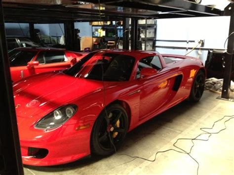 paul walker car collection paul walker s car collection front photo porsche