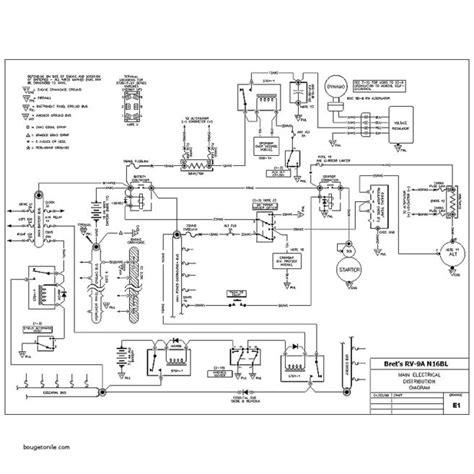 avionics wiring diagram symbols k