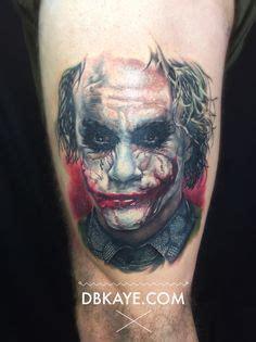 joker zombie tattoo heath ledger joker tattoo heath ledger as the joker in