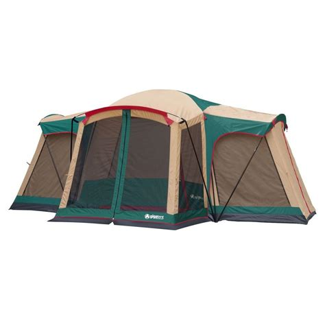 gigatent mountain kinsman 8 person cabin tent ft021 the