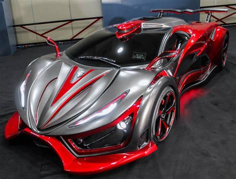 Mexican Italian 'Inferno' previewed, pitched as 1400hp