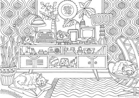 70s Coloring Page by Memories From The 70s Printable Coloring Pages