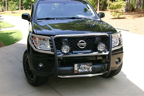 nissan frontier light kc light nissan frontier painting grille opinions page