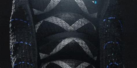 nike  making real  lacing shoes