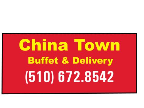 china buffet delivery car magnets design free shipping ships in 3 days