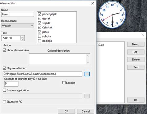 5 free pc alarm clock software for windows 10