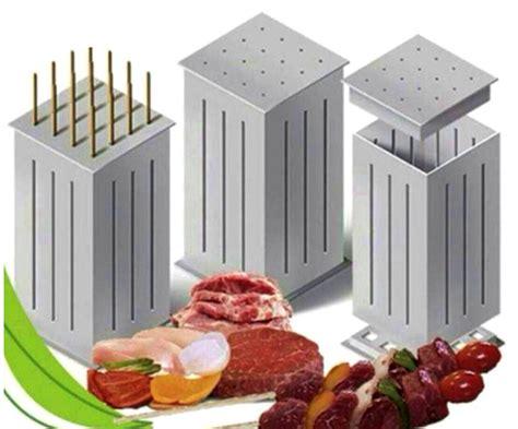 Panggangan Daging Kebab aliexpress beli memotong daging bbq alat kebab panggangan outdoor tertusuk mesin dari