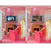 The Barbie Dream House Is A Come True