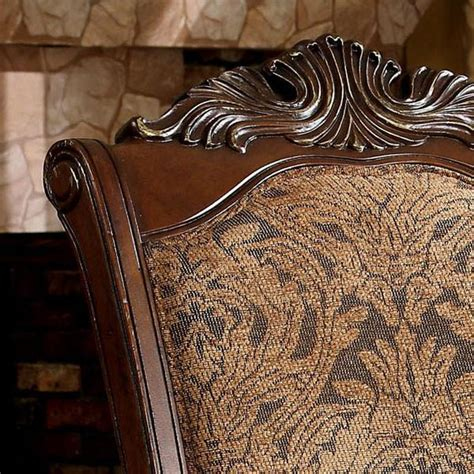 cromwell antique cherry formal dining room set cm3103t cromwell antique cherry finish formal style dining chair
