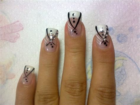 fashion clothes designing and tattoos nail polish designs